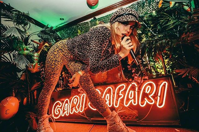 @garisafari takeover this Saturday! @anabelenglund & friends are taking over EOS Lounge for a jungle themed day party 🌿✨ Tickets link in bio! #eoslounge