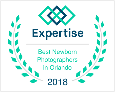 Expertise named Anna Feltman Photography one of the Best Newborn Photographers multiple times in the row.