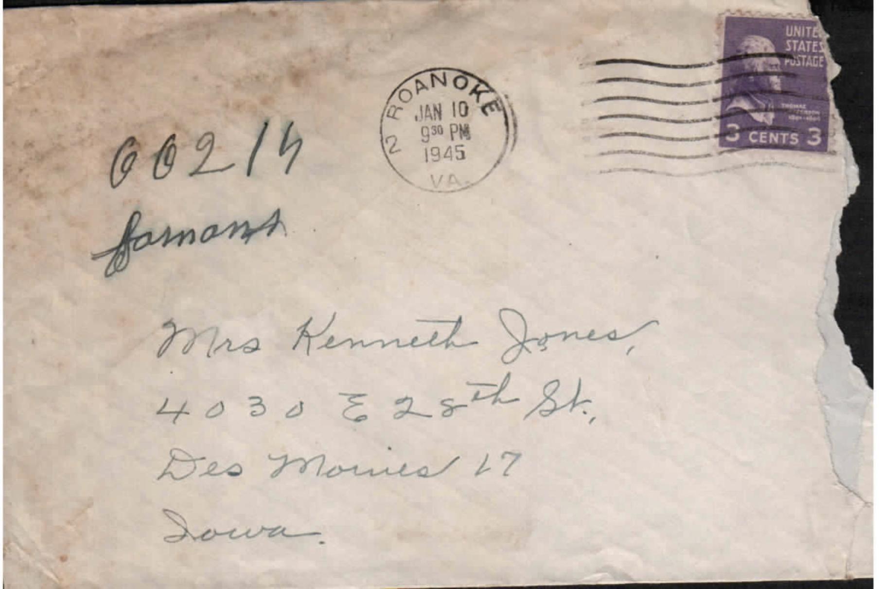 Snidow 1-10-1945 1.jpg