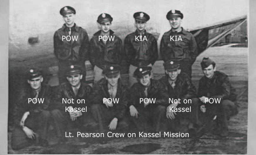 Pearson Crew unlabeled