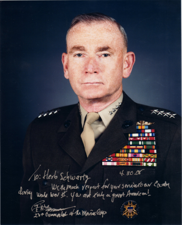 General P X Kelley