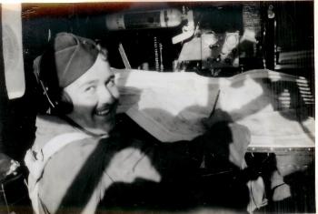 Maynard L. Jones, navigator