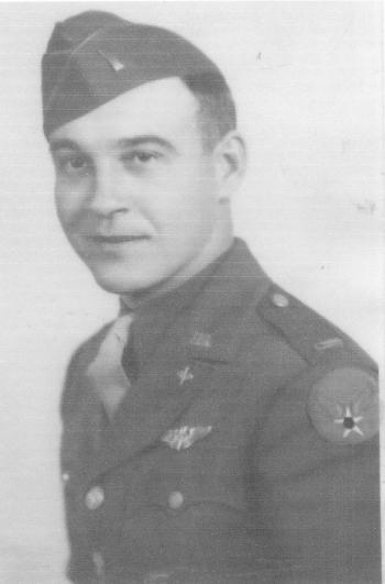 2nd Lt. John Albert Friese
