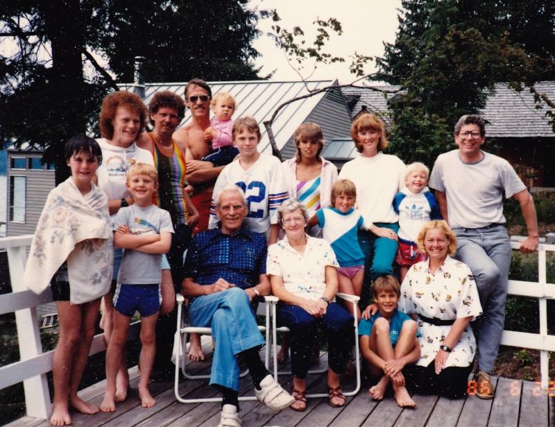 Bruland clan, 90s