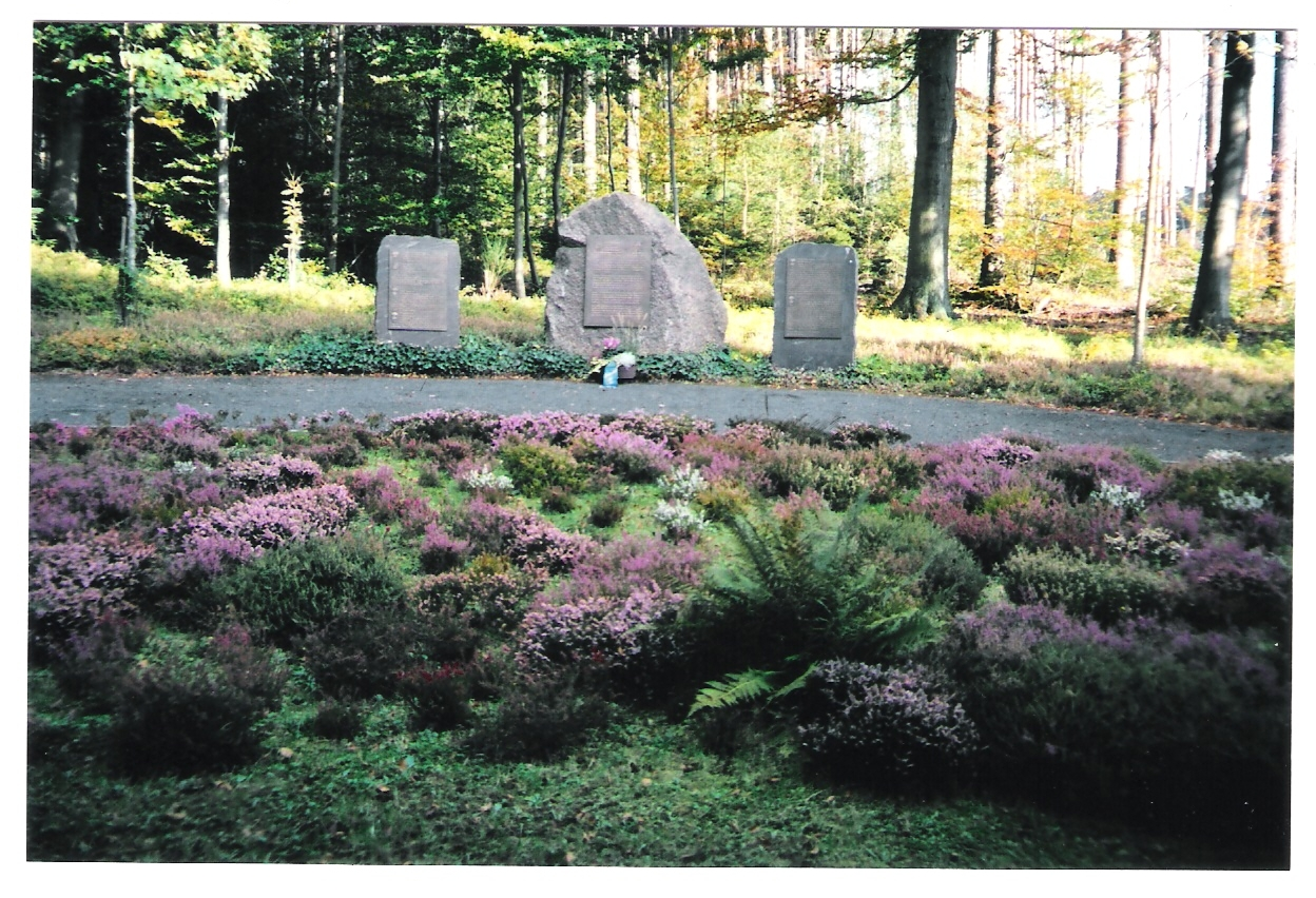 The Memorial, Fall 2007. Photo by Walter Hassenpflug