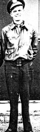 2nd Lt. Corman Bean, 702nd Squadron 445th Bomb Group