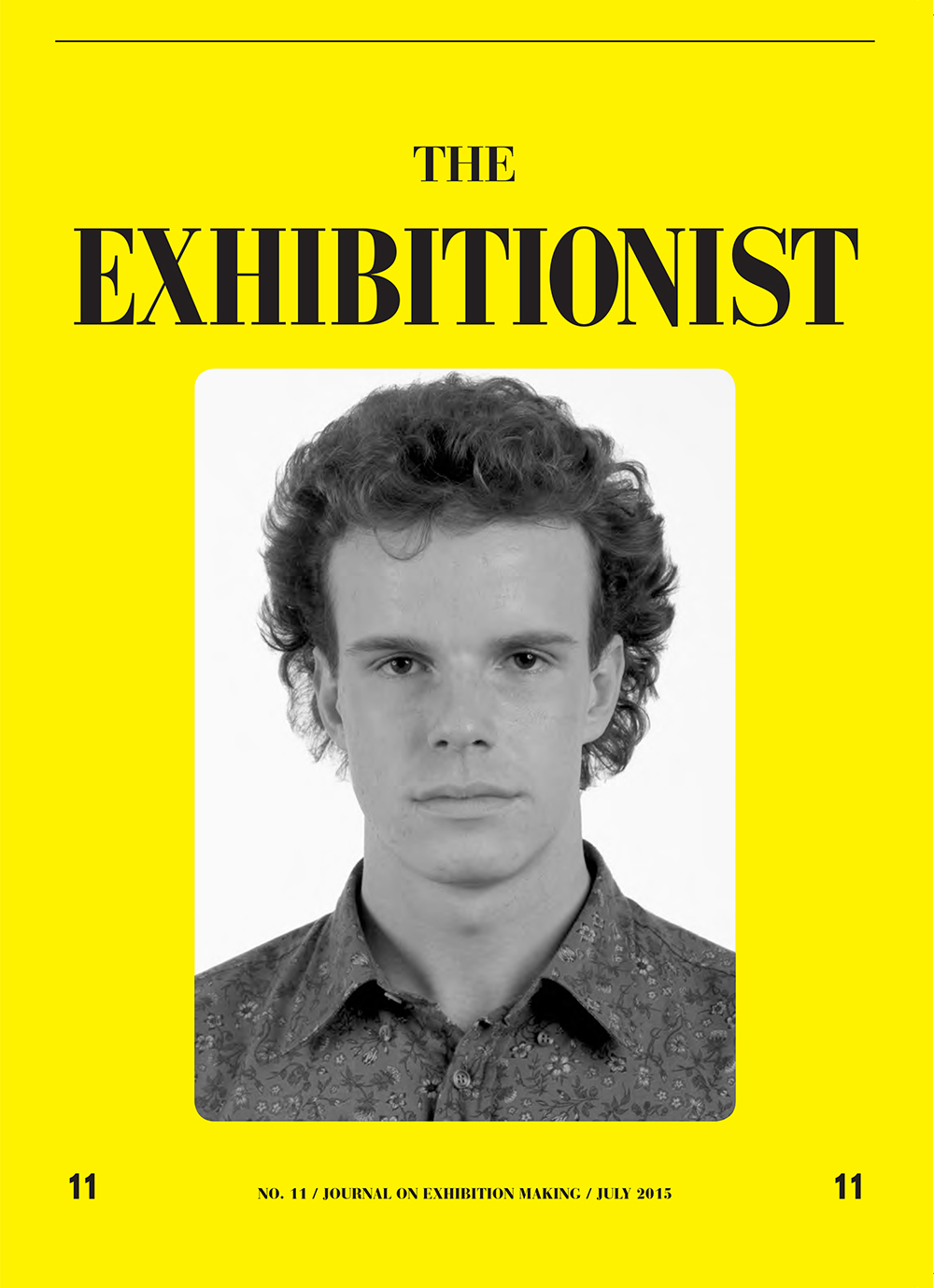 The Exhibitionist  11, July 2015