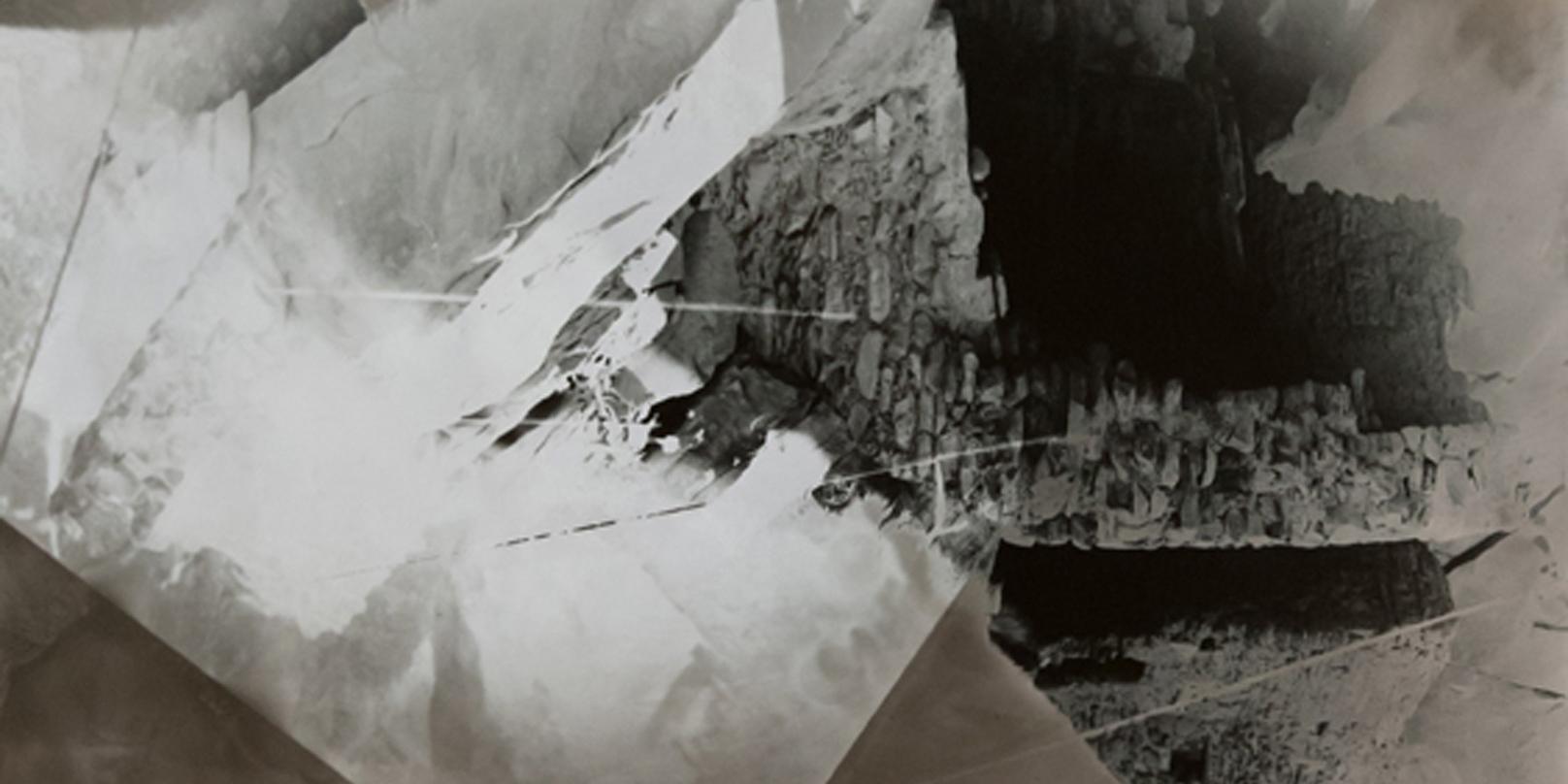 Rachelle Bussieres ,  Maison de pierres , 2015 (detail)