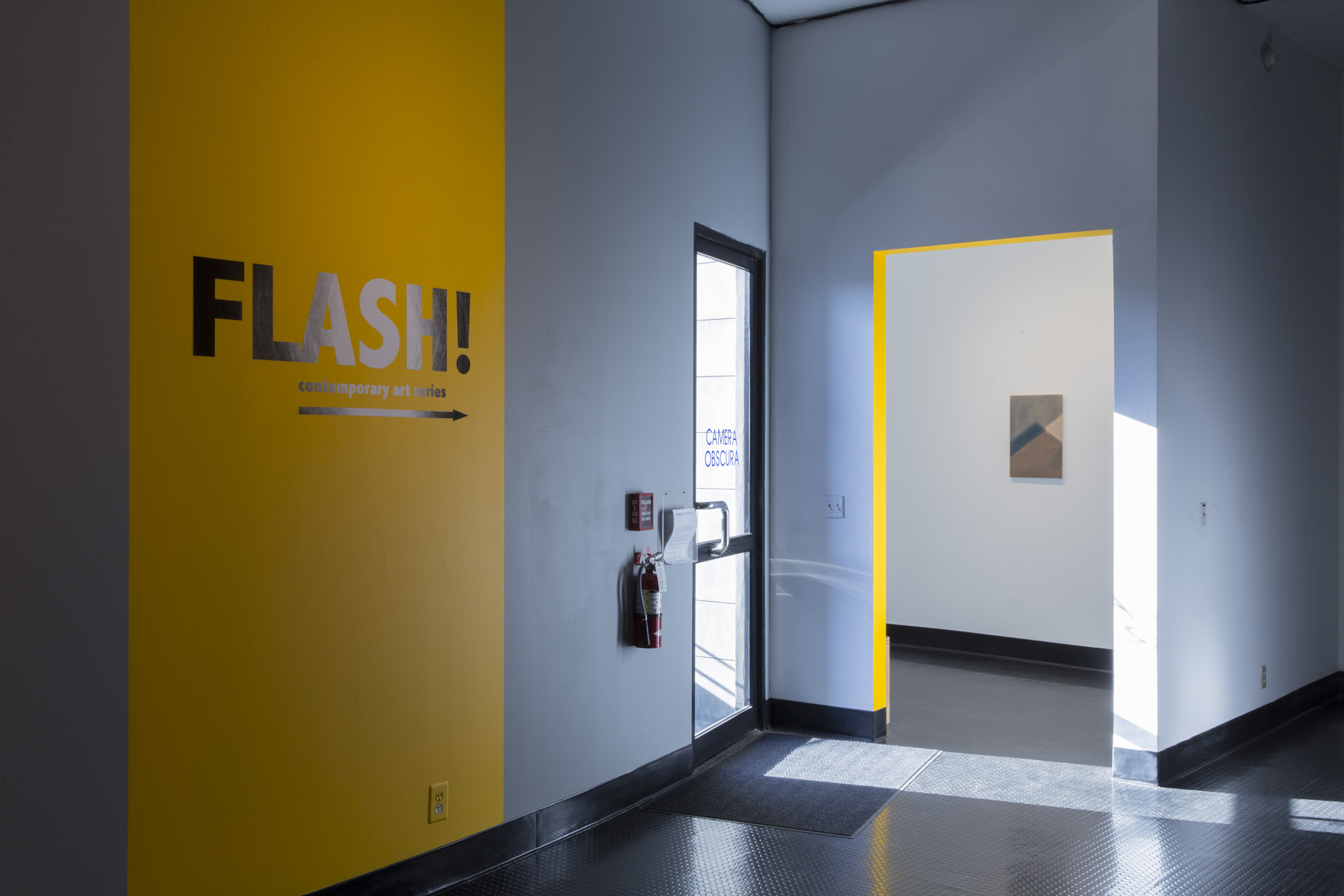 FLASH! contemporary art series