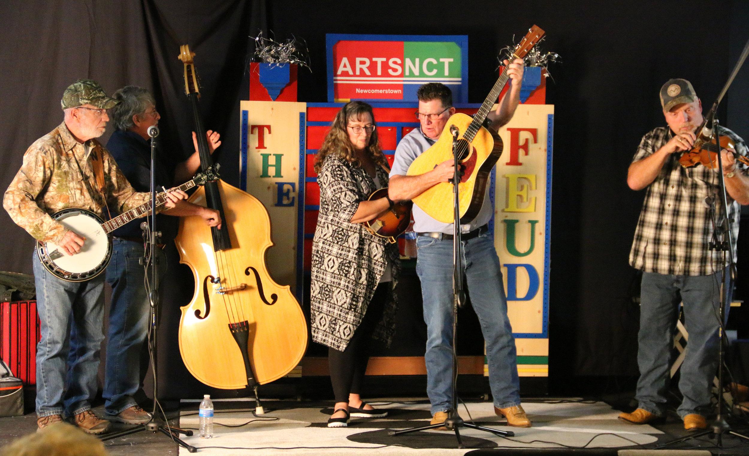 Chestnut Hill Band @artsNCT, Newcomerstown