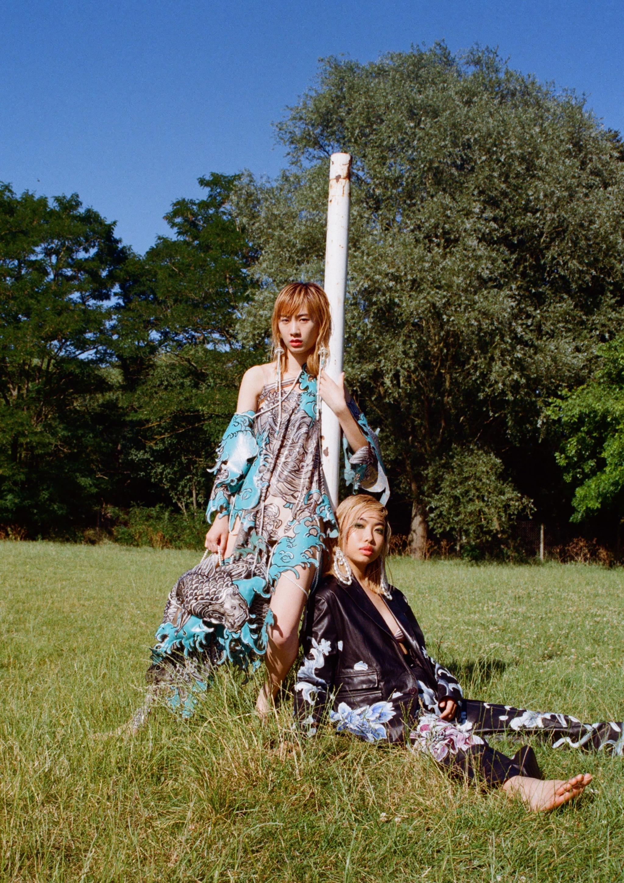 Photo by Naomi Wong, Fashion by Hannah Dang