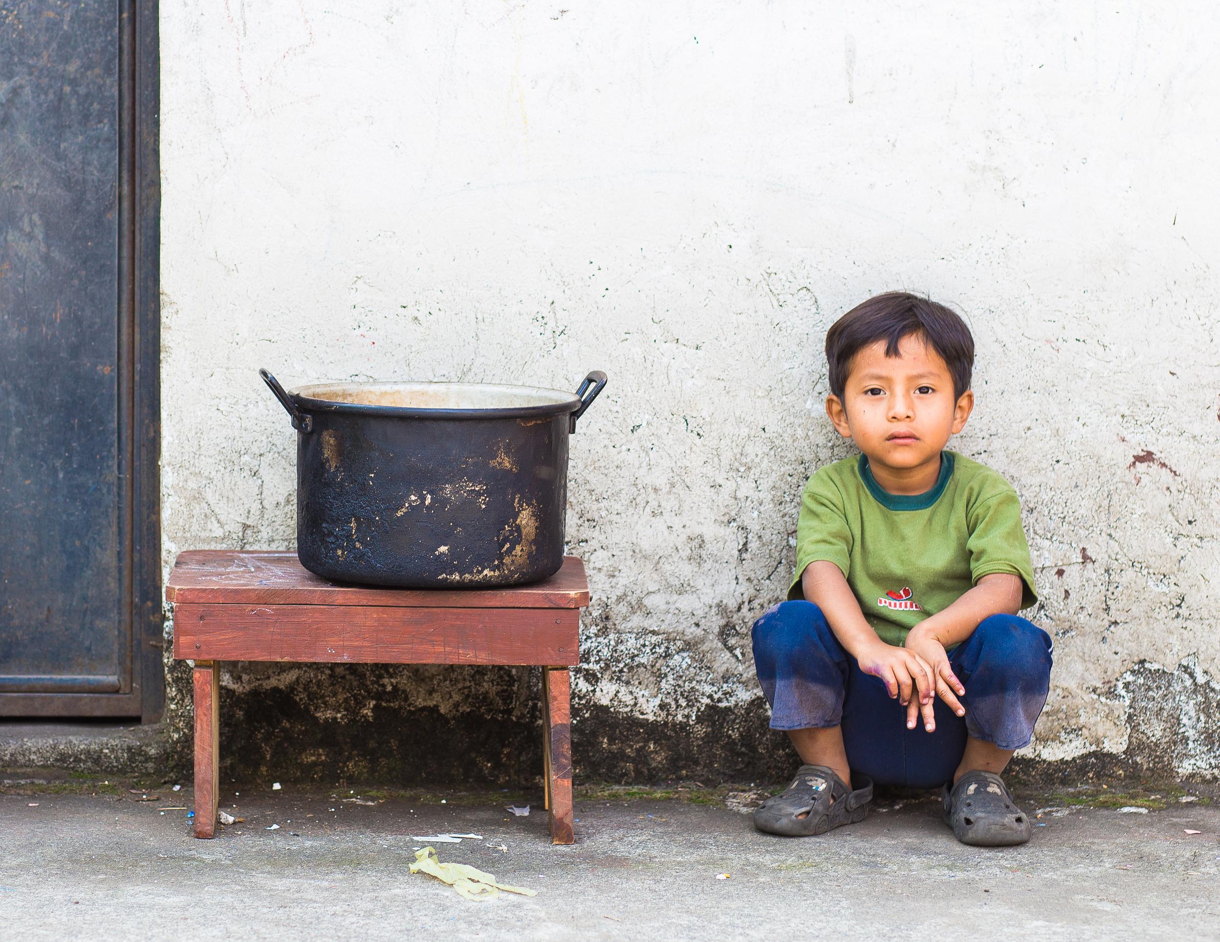 Guatemalan Boy