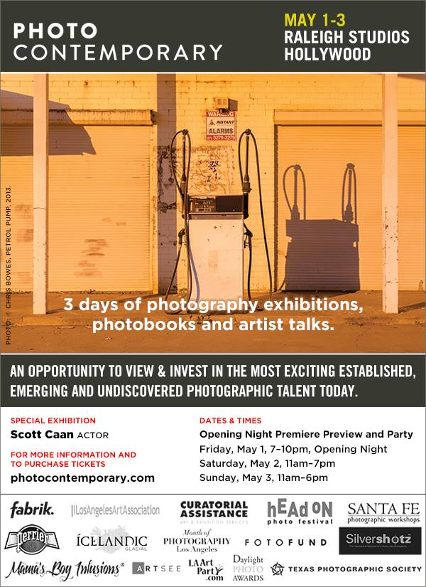 PHOTO CONTEMPORARY  The  QCP  will be showcasing Australian art and publications at two art fairs May 1-3 2015in Hollywood:  Photo Contemporary  and PhotoBook Independent.