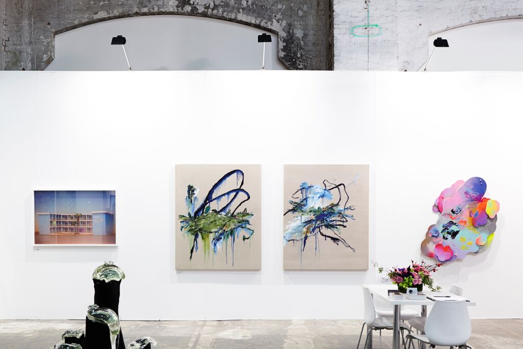 SYDNEY CONTEMPORARY  REPRESENTED BY  ARTEREAL  GALLERY AT  SYDNEY CONTEMPORARY   CARRIAGE WORKS, SYDNEY  10-13 SEPTEMBER 2015
