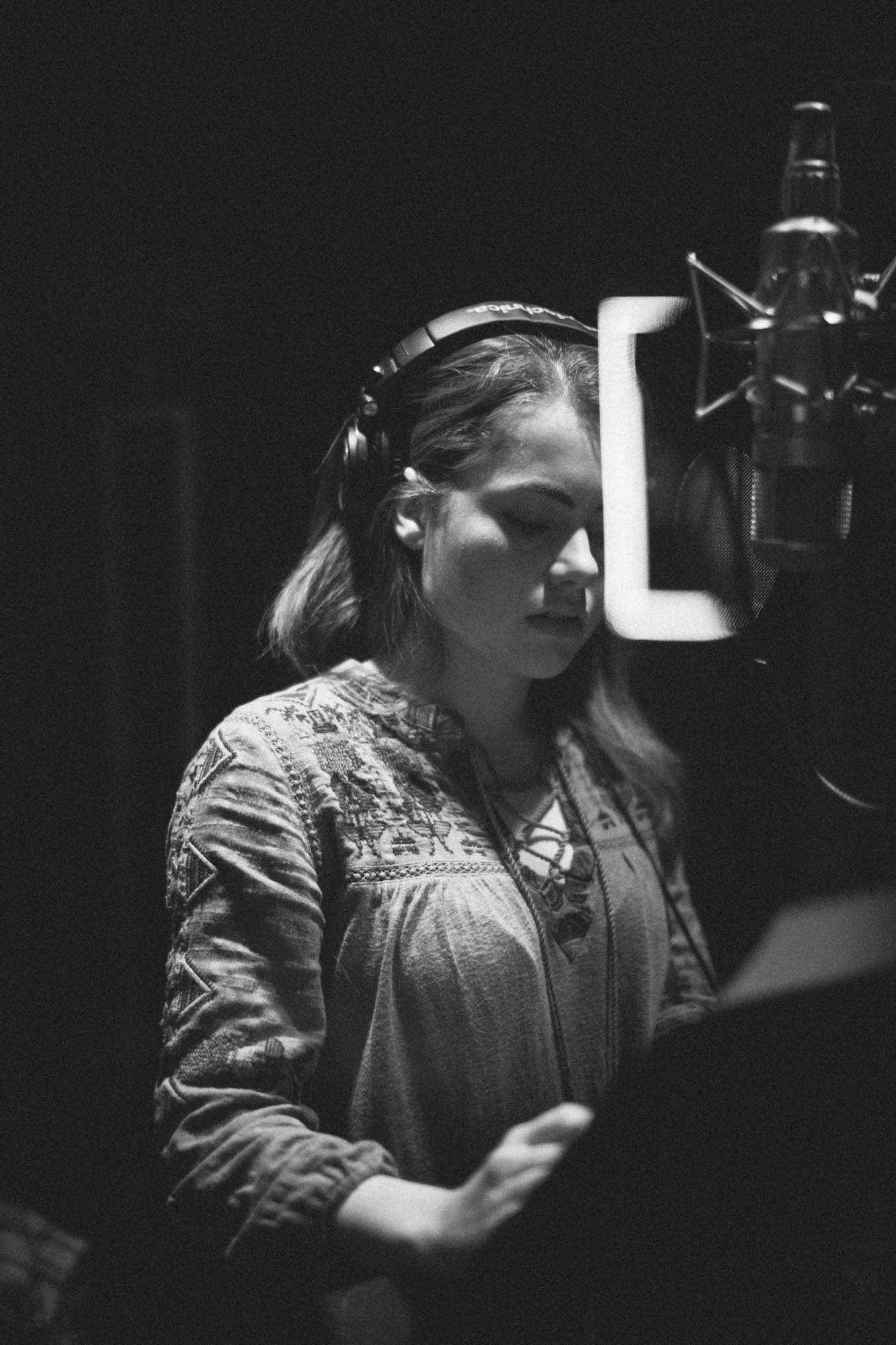 Southern Ground Studios Nashville  Recording the latest O'Connor Band project, produced by Zac Brown  Photo by Alex Chapman of Southern Reel