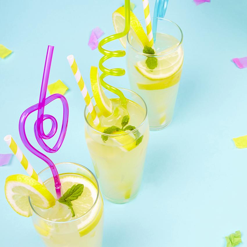Refreshing Homemade Lemonade!