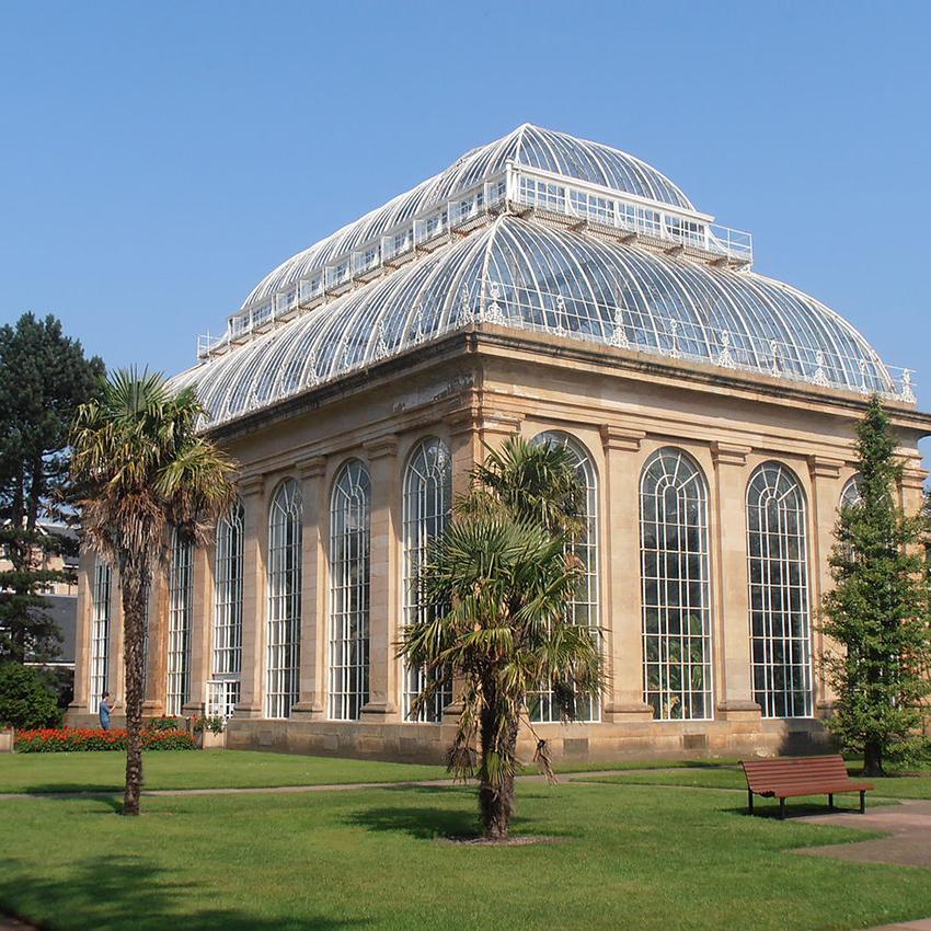 Edinburgh Royal Botanical Gardens