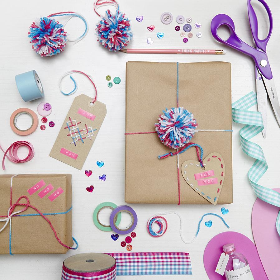 Festive Gift Wrap Inspiration!
