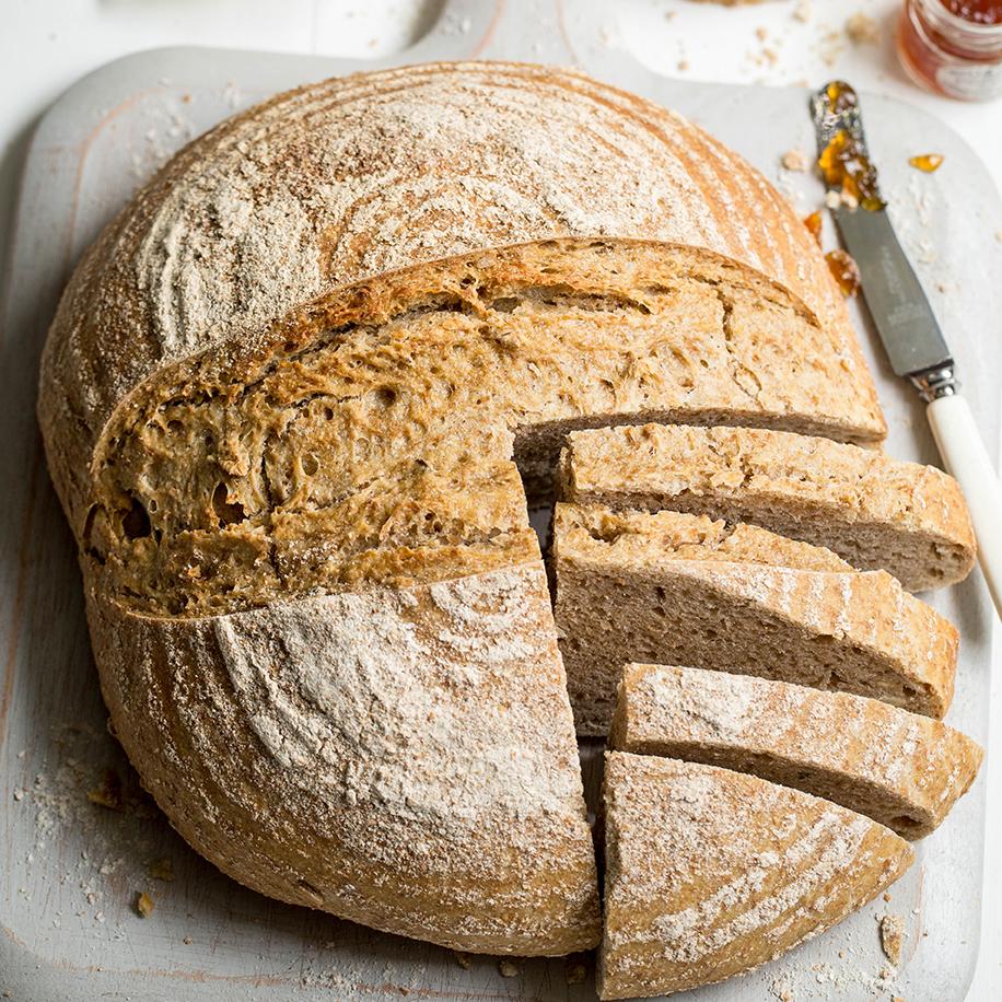Sourdough Bread by Ann Reynolds