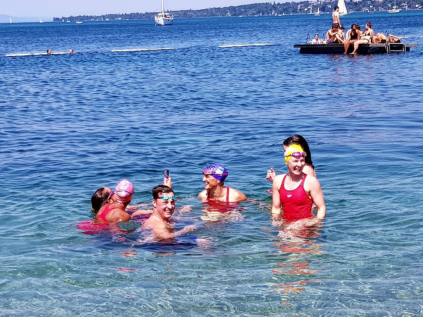 Swim and Tonic Lake Geneva
