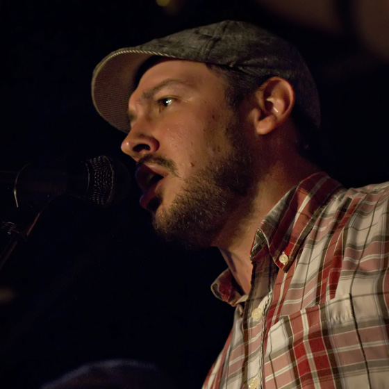 BRENDAN ZEIGLER: LEAD VOCALS, TINWHISTLE