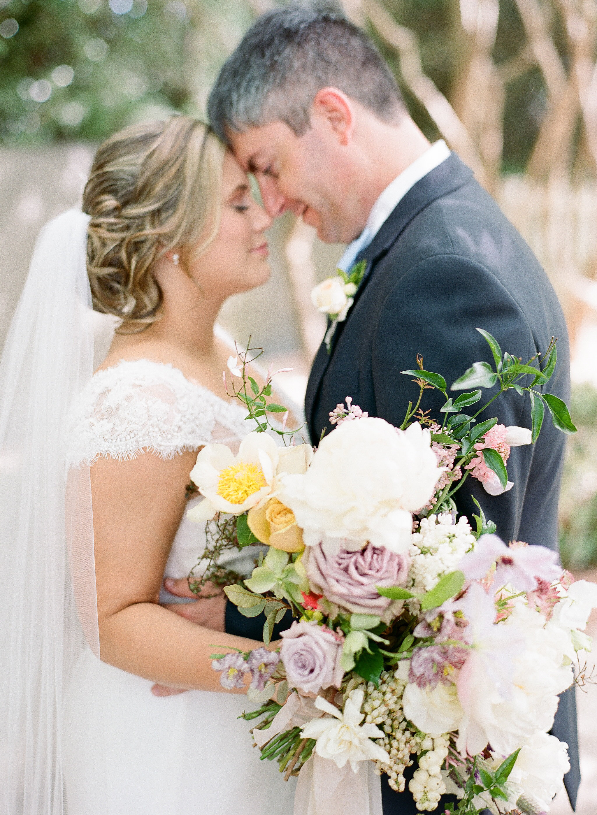 Emily + Kevin - Real Georgia Wedding | A Charming Southern Garden AffairPublished on Southern Weddings