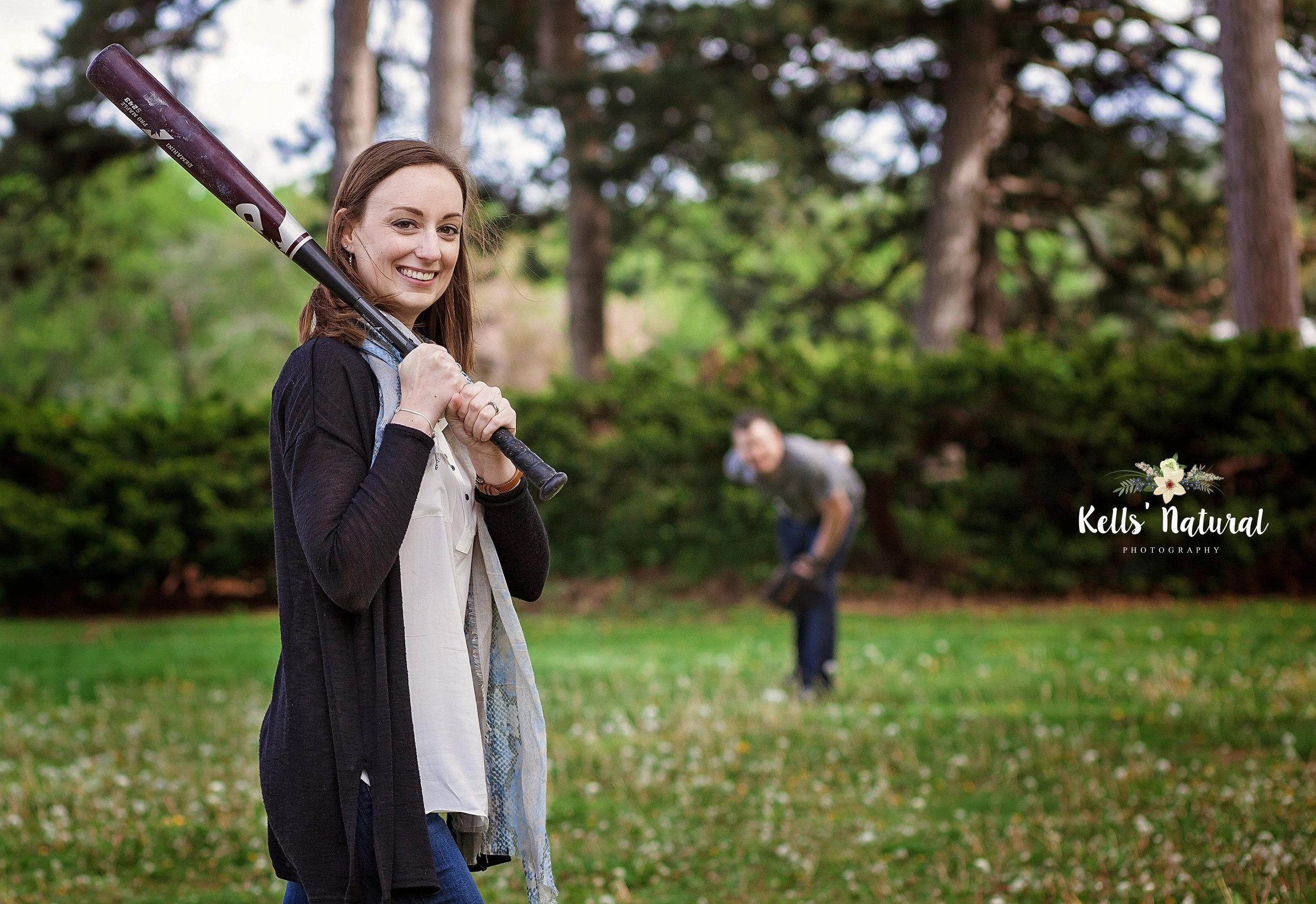 Baseball Family Photo Ideas