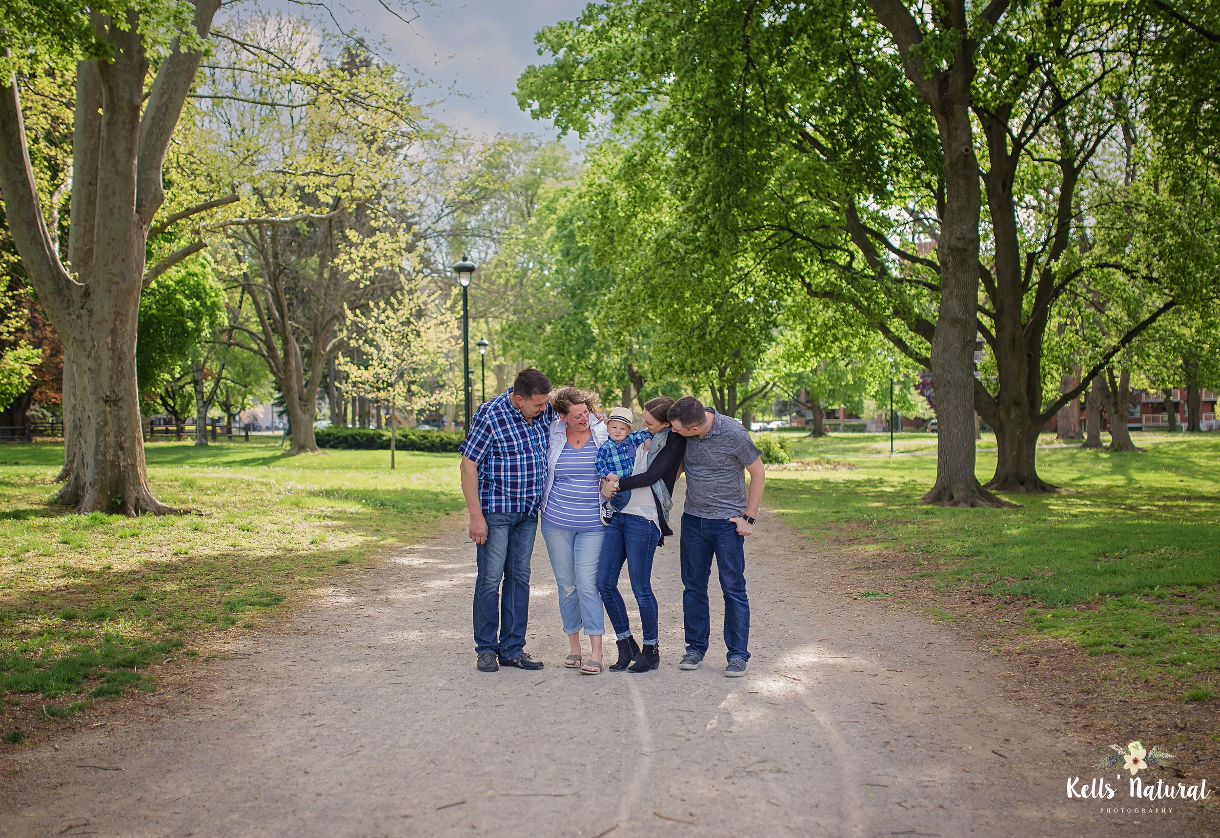 Ontario Locations for Family Photos