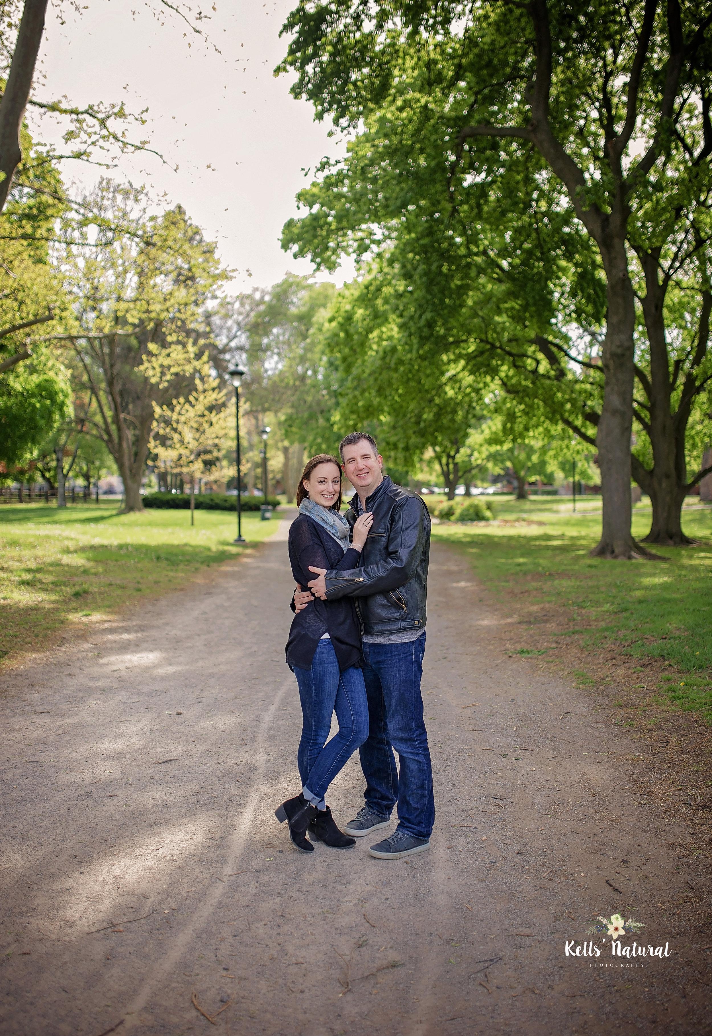 Ontario Couple Portraiture