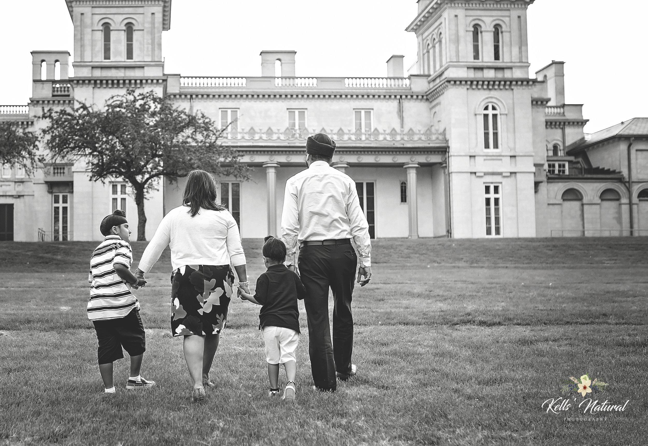 Hamilton Dundurn Castle family pics.jpeg