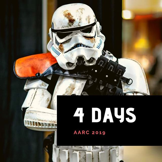 We're just 4 days away from AARC 2019 at the US Cellular Center in downtown Asheville, NC! We're beyond excited to see everything coming together for this weekend, and we've loved seeing your art & cosplays as we enter the final days of con crunch. That said, we wanted to remind you all of our mobile app - Fan Guru ( @fanguruhq ). If you've been attending cons this year, you've likely noticed this apps explosion in popularity. The team behind Fan Guru have done an amazing job at creating an app with attendees in mind. You can schedule meetups, share pictures, see event schedules, and more. The best part is, you no longer have to download a different app for every event. Fan Guru has become the standard for cons around the country, so no more glitchy apps that only kinda work. We encourage you all to take 2 minutes to go to your app store, download Fan Guru, and connect with us! We're looking forward to seeing everyone this weekend - continue tagging us in your posts for a chance to be featured.  ____________________\ #aarc #aarc2019 #aarc19 #ashevilleanimeregionalconvention #ashevillearc #ashevilleanimeregionalconvention2019 #ashevilleanime #ashevilleanimecon #828isgreat #keepashevilleweird #828isgreat❤️ #cosplay #ashevillecosplay #cosplayersofasheville #wnccosplay #fanguru #starwars #localasheville #localashevilleartist