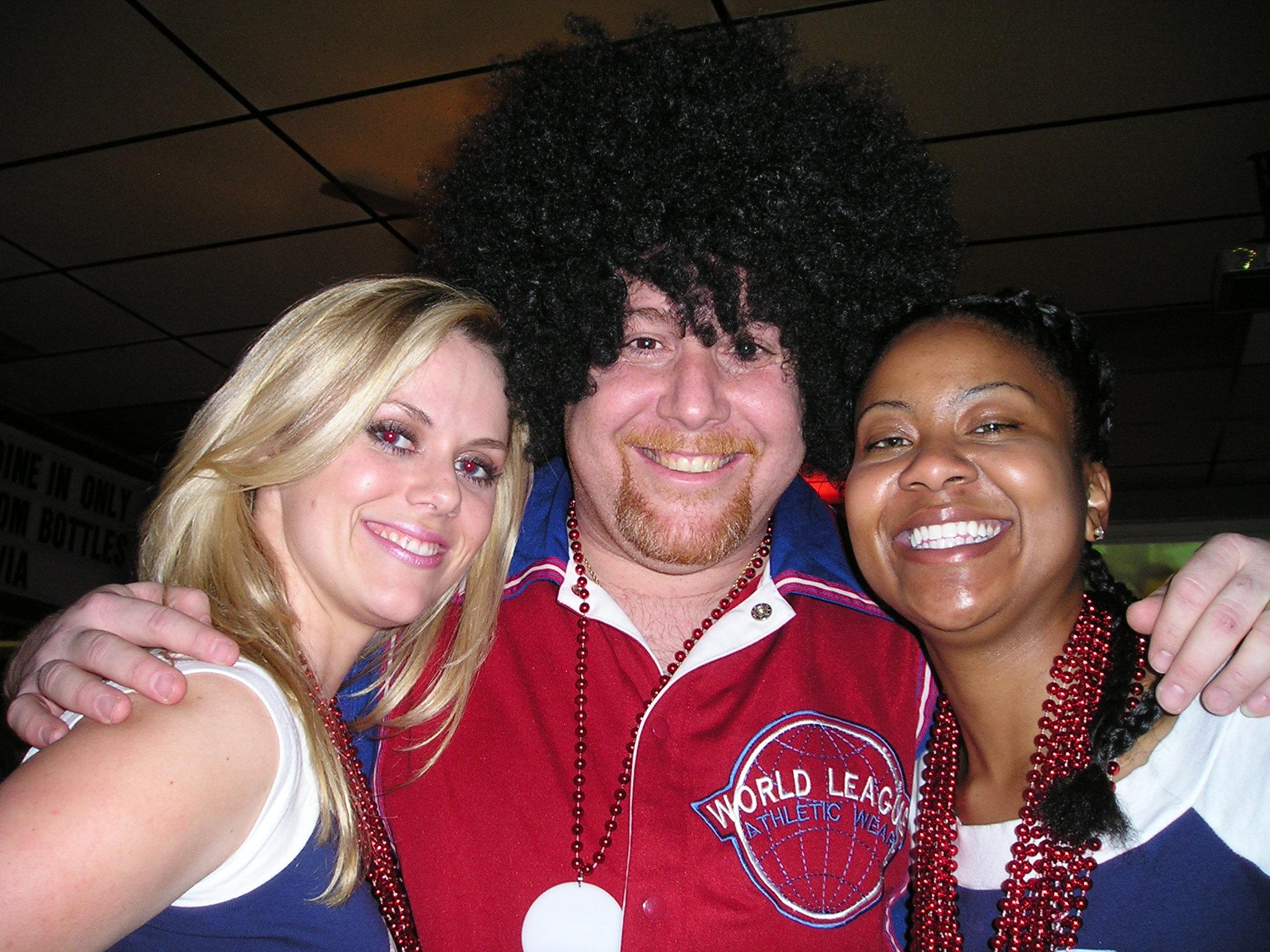 Ira and Bud Girls.JPG
