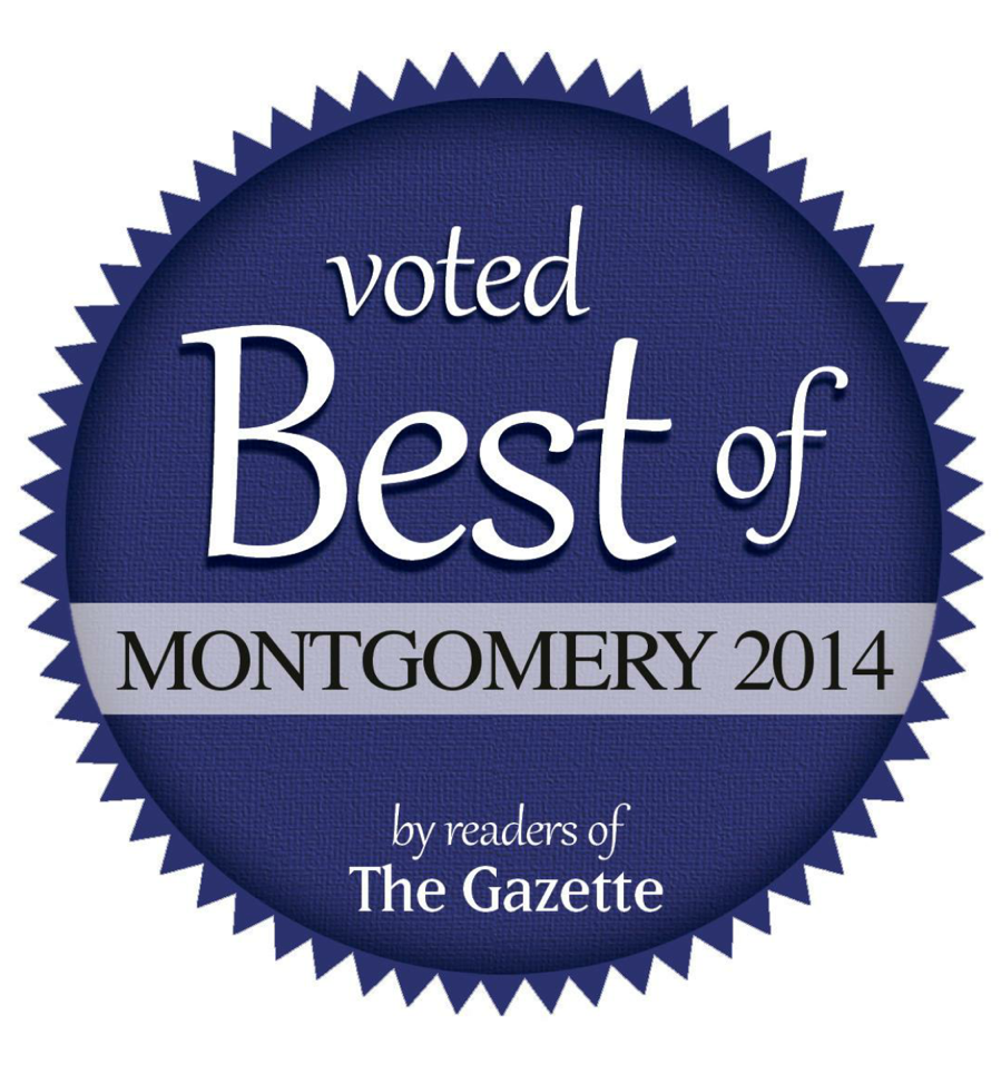 The Gazette Best of Montgomery County 2014