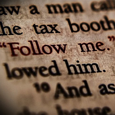 HOW TO CONSISTENTLY FOLLOW JESUS