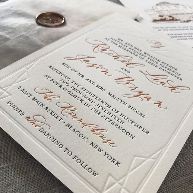 "That fancy little ""and"" though....😍. . . . . #letterpresslove #letterpress #customdesign #weddinginvitation #weddinginvitations #wedding #weddings #weddingideas #weddinginspiration #weddinginspo #ido #thatsdarling #pursuepretty #dailydoseofpaper #phillybride #phillybrideguide #weddingdetails #engaged #love #nybride #bridetobe #phillywedding #beautiful #custominvitations #flashesofdelight #philadelphiawedding #gettingmarried #nywedding"