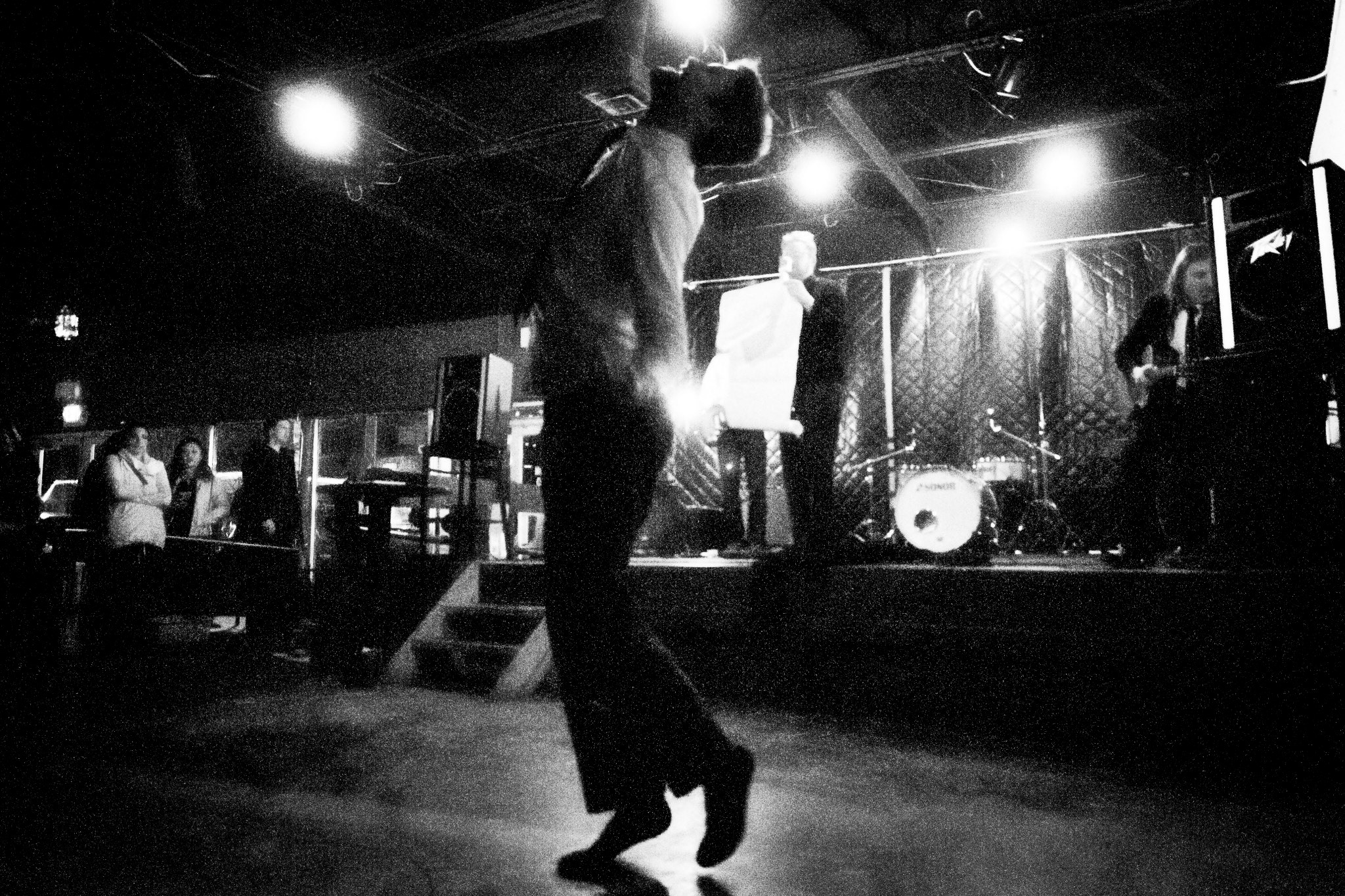 Eric Mullis, Matt Cosper, Troy Conn.   Neighborhood Theatre (Charlotte, NC) on 11/20/14.
