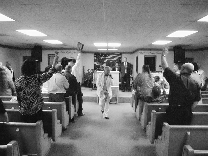 Jesus Christ Full Gospel Church (Charlotte, North Carolina).