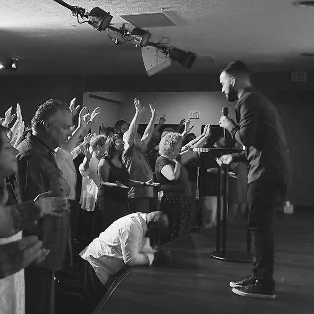 Alex Parkinson at The Secret Place Church (Fort Mill, South Carolina).