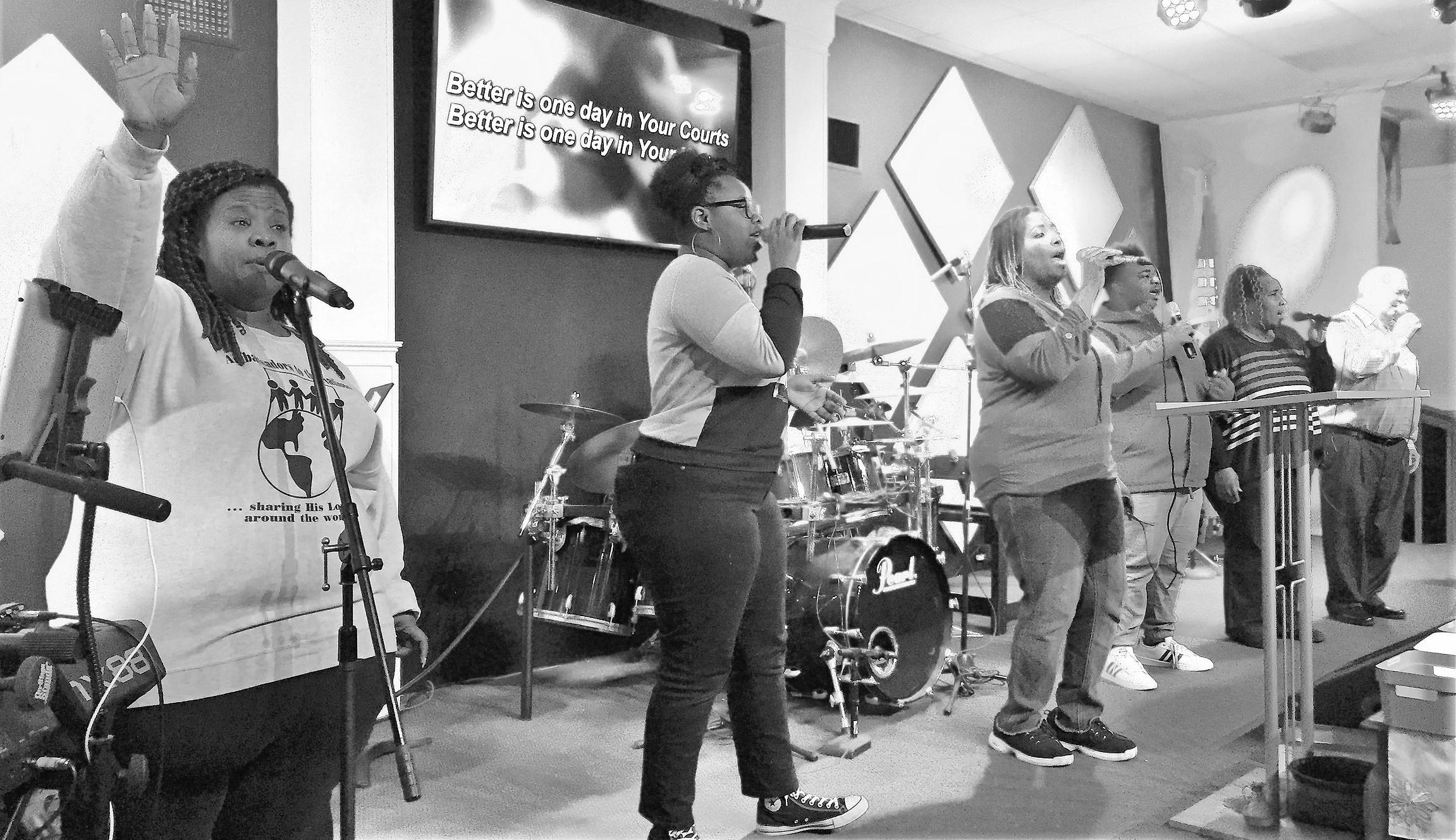 Freedom Christian Center (Charlotte, North Carolina).