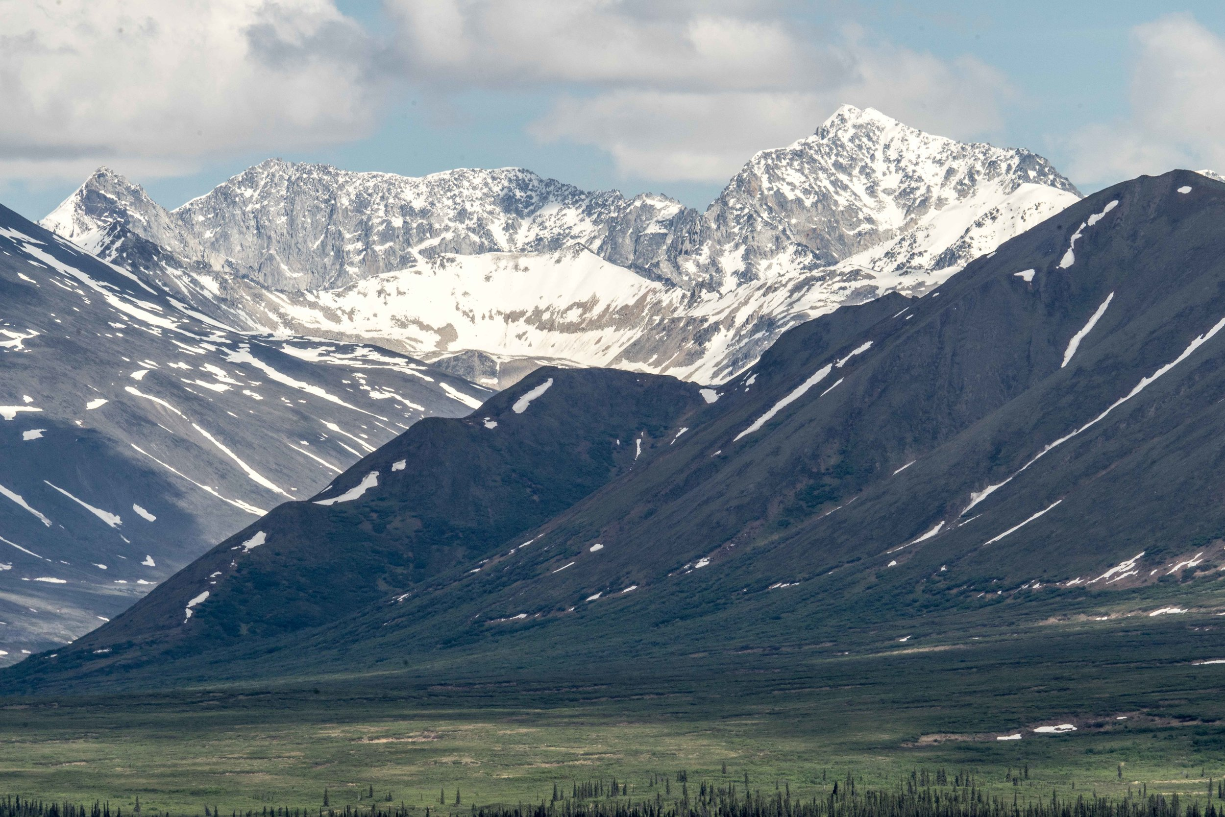 Denali: Not the mountain, the highway. Awesome mountains and adventures await on the Denali Highway.