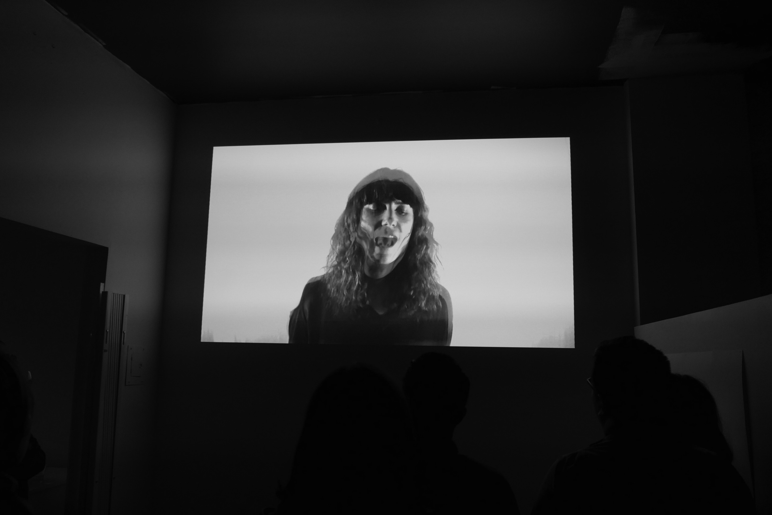 Installation view of 'One More Time with Feeling'