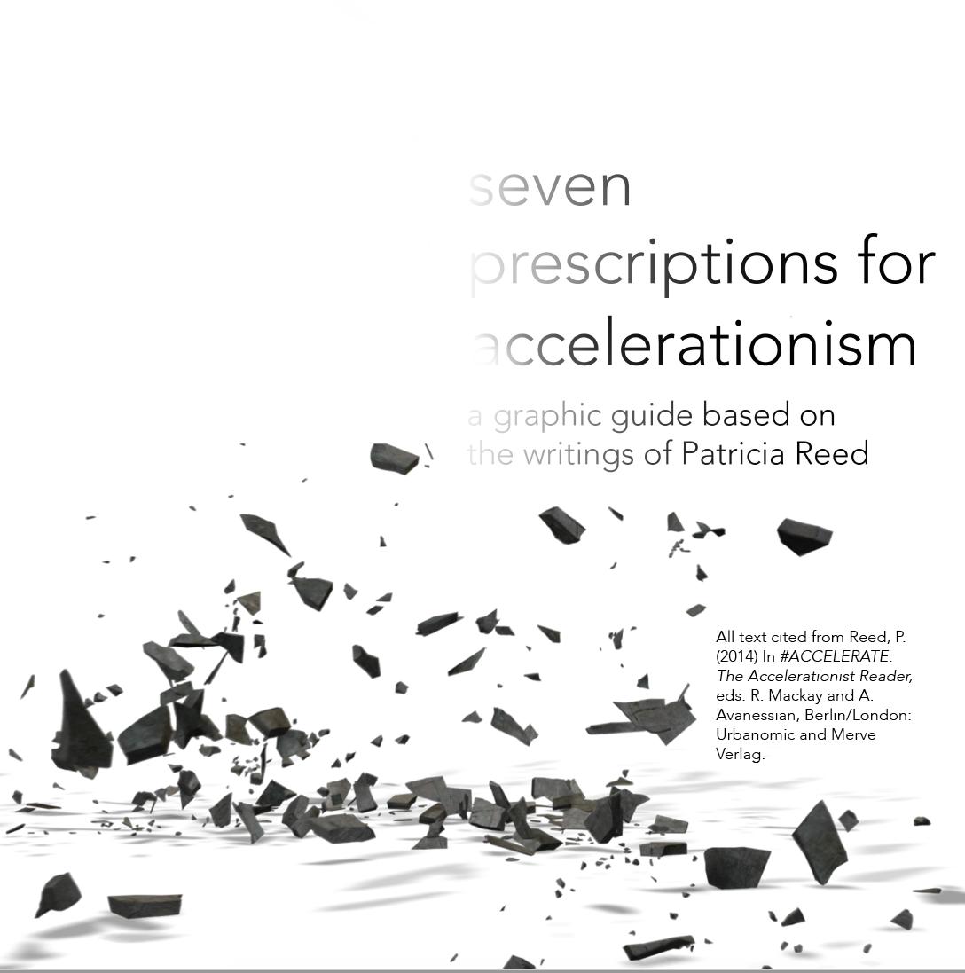 seven prescriptions for accelerationism