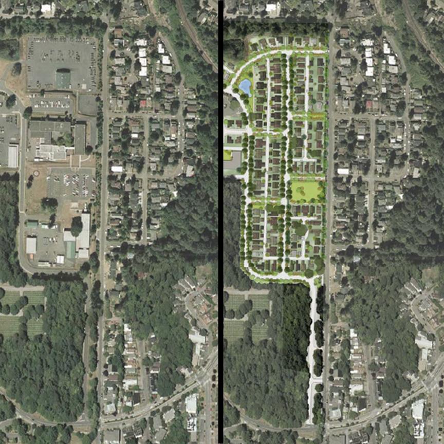 Fort Lawton Redevelopment Plan  Seattle, WA