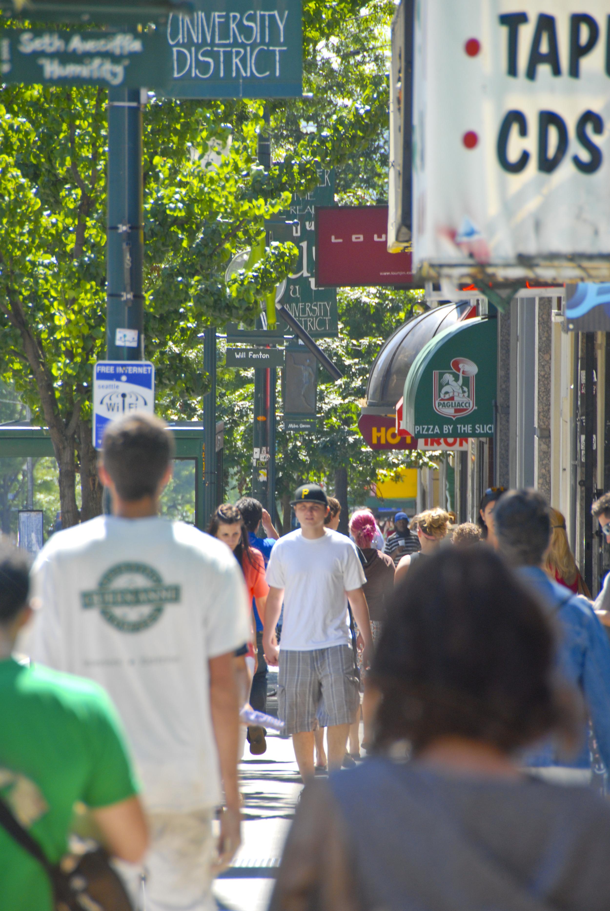 U District Partnership   Seattle, WA