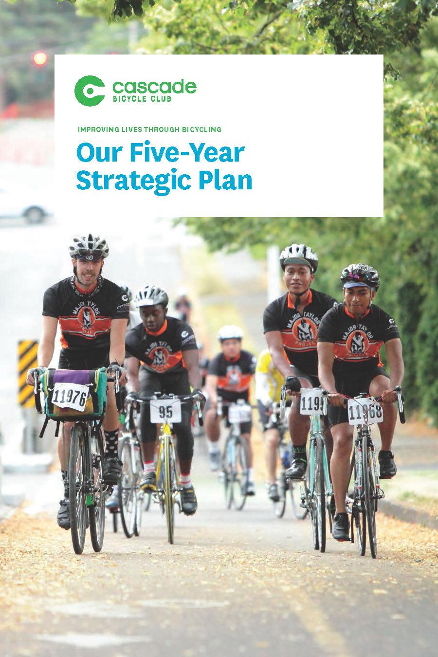 Cascade Bicycle Club Strategic Plan    Seattle, WA