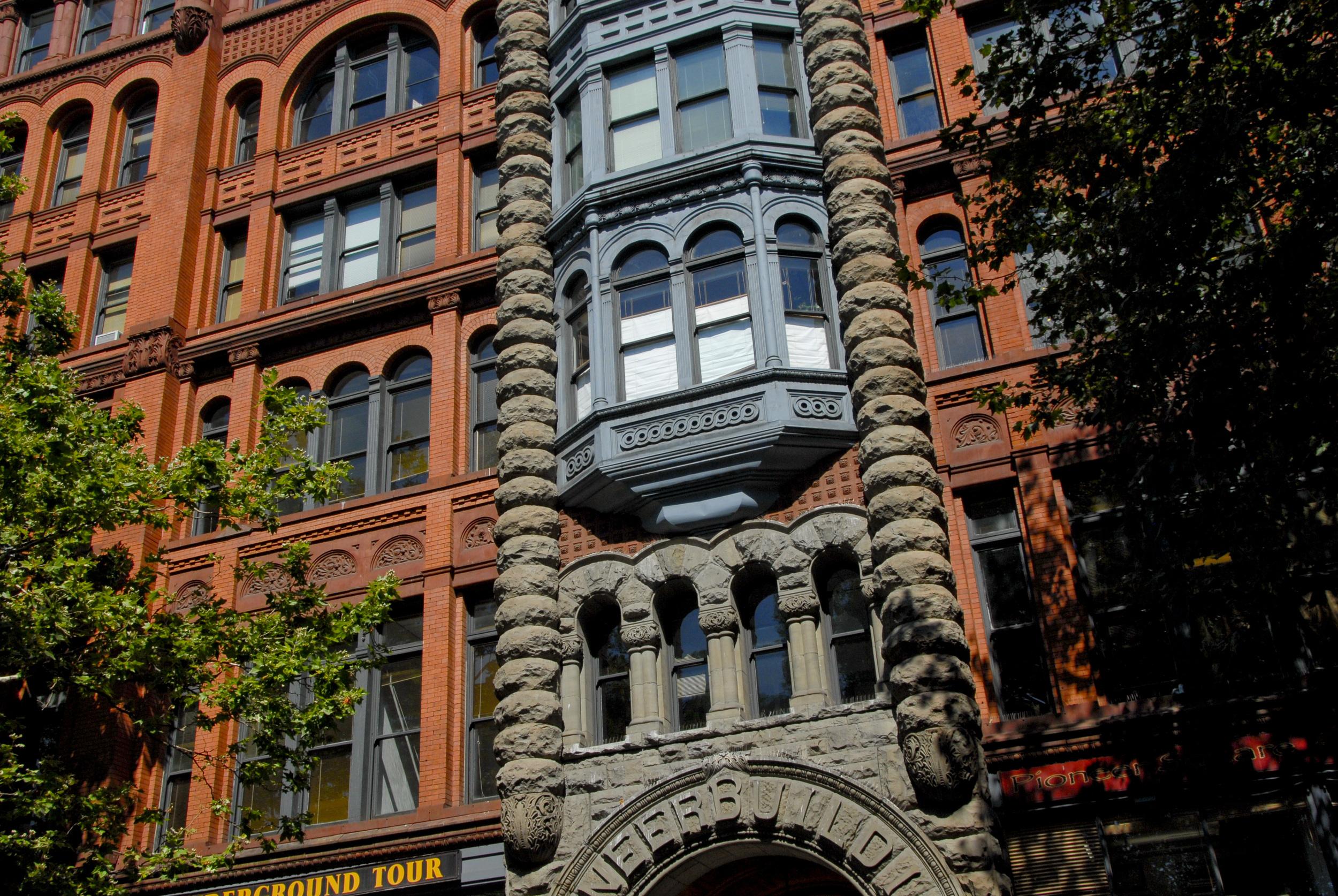 Pioneer Square Business Improvement Area    Seattle, WA