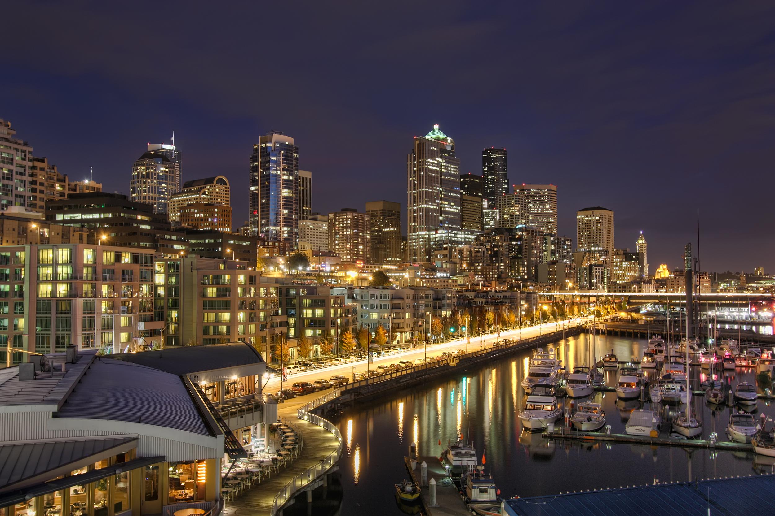 Seattle Waterfront Funding Strategy    Seattle, WA