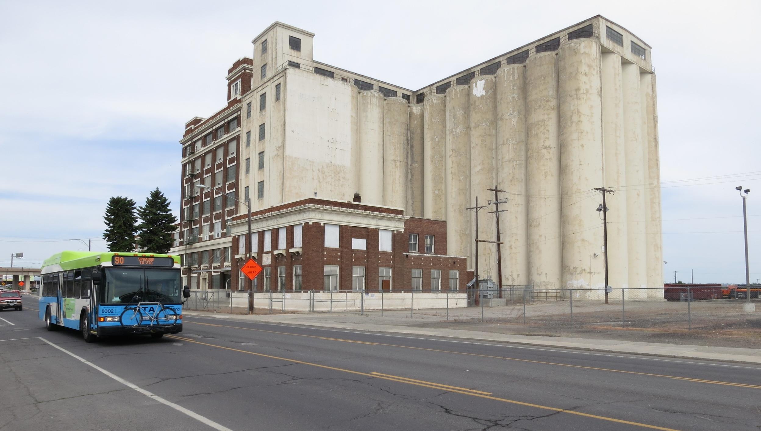 City of Spokane Business Improvement Districts    Spokane, WA