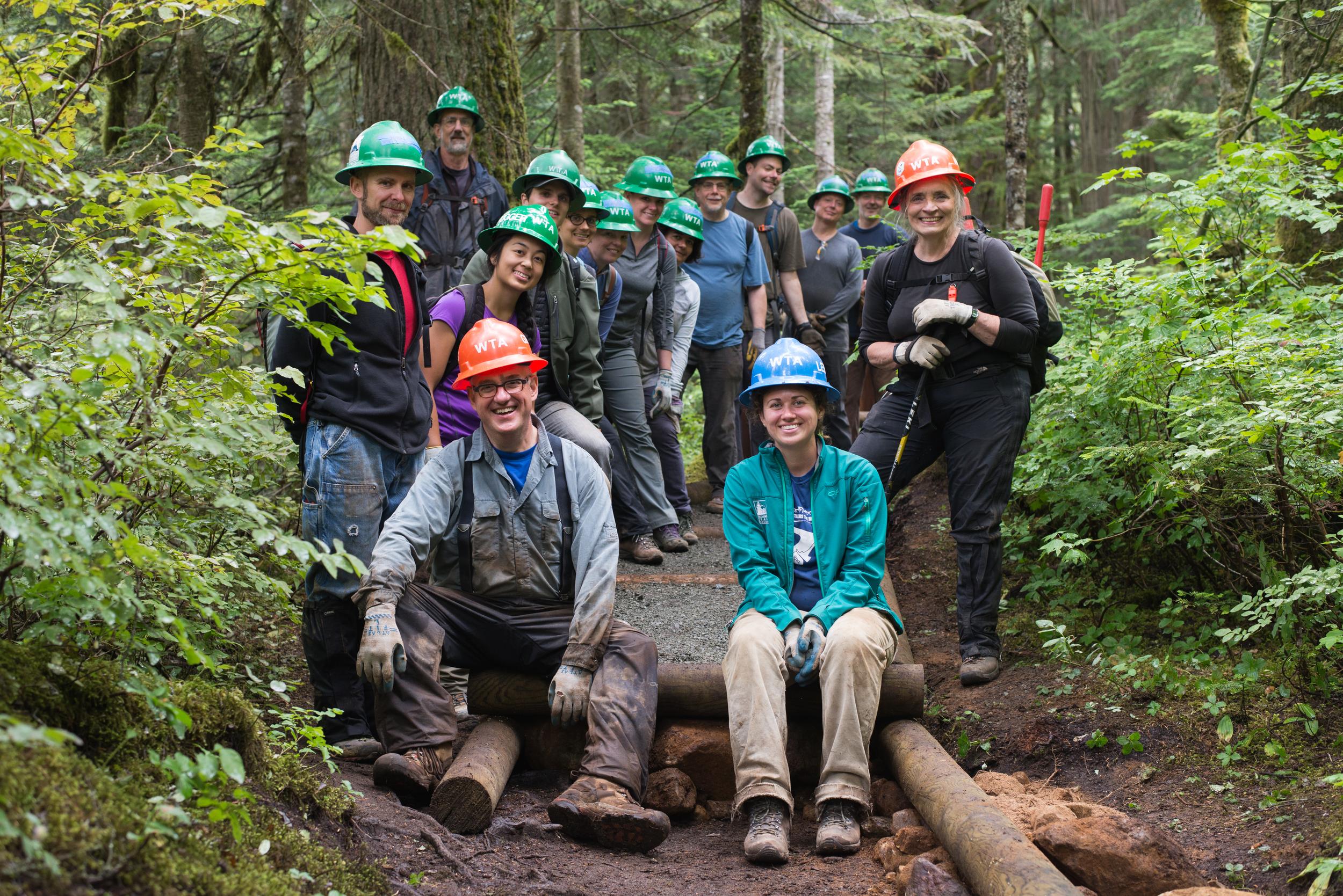 Washington Trails Association Strategic Plan    Seattle, WA