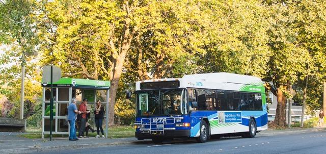 Whatcom Transportation Authority Strategic Plan   Bellingham, WA